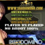 Agen Sbomino Poker Online Indonesia Terbesar Dan Terpercaya