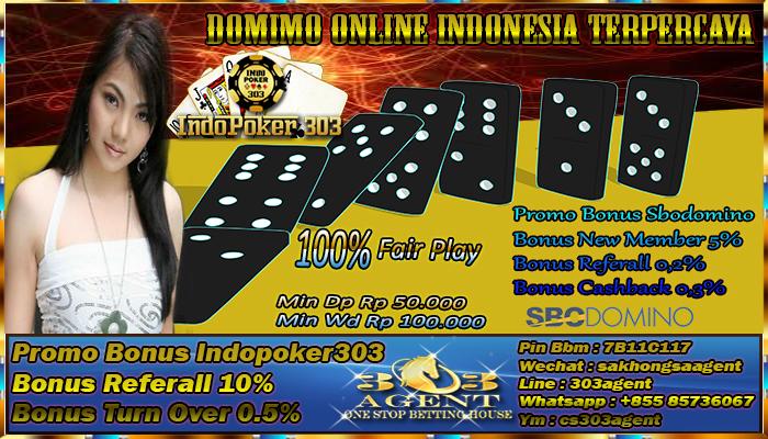 DominoQQ - Promo Bonus Terbesar Bermain Domino Online