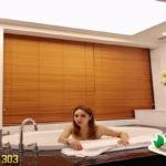 Foto Seksi Femmy Permatasari Setengah Bugil Di Bathtub Hotel